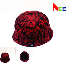 OEM Printed Bucket Hat with Your Design Woven Label Logo (ACEK0013)
