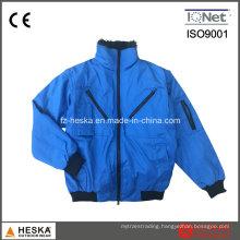 Winter Detachable Sleeve Custom Bomber Jackets