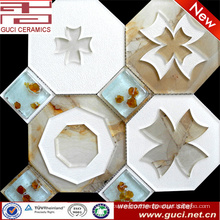 big size Mosaic Glass Tiles in Acrylic for home kitchen tile