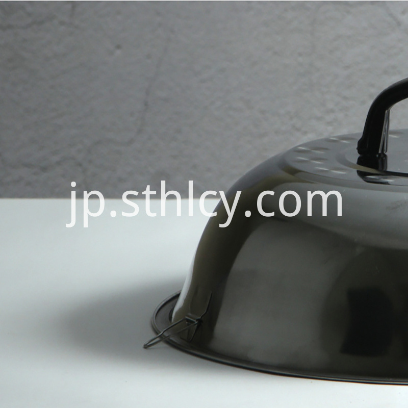 Household Stainless Steel Lid