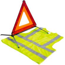 Kit de sécurité de voiture portable / kit d'outils d'urgence traffice