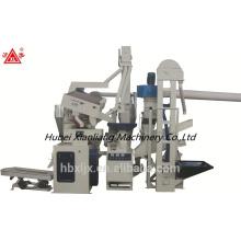 Máquina de trituração automática do arroz 15td
