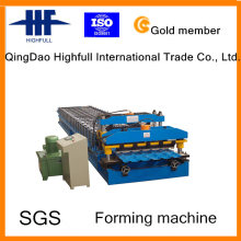 Metal Corrugated Plate Roll Forming Machine, Corrugated Sheet Metal Roof Corrugation Machine