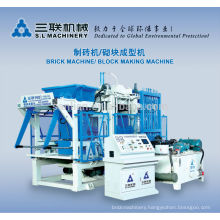 sanlian block machine
