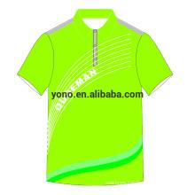 2017 custom dri fit blank polo men's t-shirt wholesale