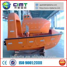 Кабина алюминиевая открытая быстро спасательная лодка grp CCS BV