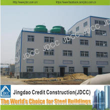 Low Cost Factory Office Light Steel Structure Building