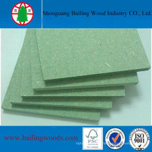 18mm Green Core Water Proof Raw MDF