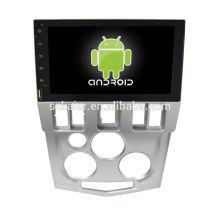 Vier Kern! Auto-dvd Android 6.0 für Renault-Silber L90 mit 8 Zoll kapazitivem Schirm / GPS / Spiegel-Verbindung / DVR / TPMS / OBD2 / WIFI / 4G