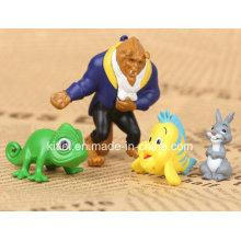 Figura de acción modificada para requisitos particulares del PVC del regalo de la muñeca Juguetes de la muñeca que hacen publicidad