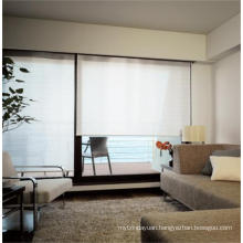 Elegant Sunscreen Motorized Window Roller Shades