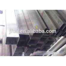 Tubo oco quadrado de alumínio da série 6000 para alça com boa resistência à corrosão