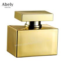 Frasco de perfume de vidro personalizado para fragrância