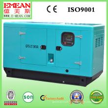 Générateur diesel silencieux superbe de 30kw CUMMINS 230V