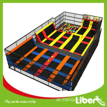 China professionelle Indoor-Trampolin Park Designer