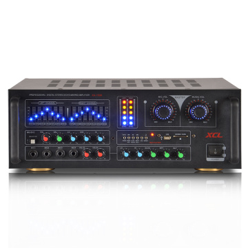 Monoblock dj mini hifi bluetooth amplificateur