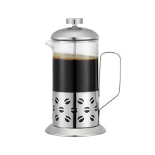 Promotional Gift Wholesale Pyrex Glass Keurig French Press Coffee Maker