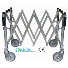 DW-TR005 Chariot adapté aux besoins du client d'église d'alliage d'aluminium
