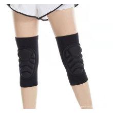 Factory Custom Logo Neoprene Weight Lifting Gym Knee Sleeve Brace for Men and Women