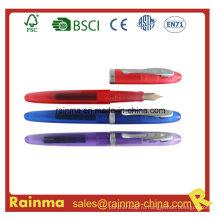 Пластик жидкий Перьевая ручка с картриджем