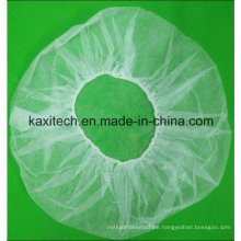 Disposable Non Woven Bouffant Cap Pleated Type