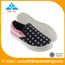 comfort slip on canvas shoes