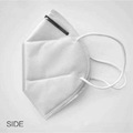 Protective Ear-Loop Pm2.5 Einweg-Staub 3D White Masks