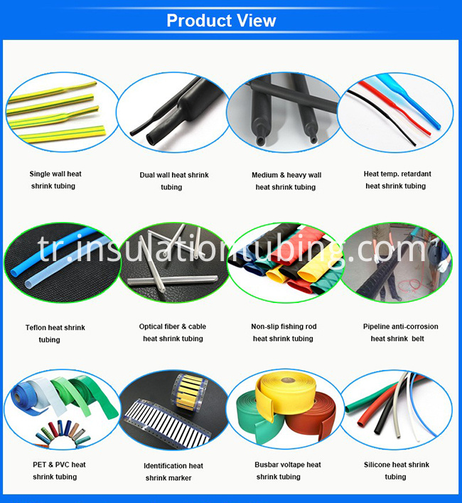 Dual Wall Heat Shrinkable Tube