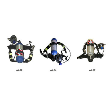 6.8L Life Respirator Fire Fighting Breathing Apparatus Sets