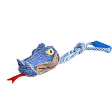 Sustainable High Output Oxford Fabric Sustainable Dog Chew Toys Aggressive Chewers