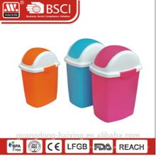 Kunststoff Papierkorb /Plastic Mülltonne 3,7/7 L