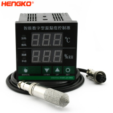 Digital Intelligent Temprature and Humidity Controller  For Egg Incubator greenhouse (With Temperature Humidity Sensor Probe )