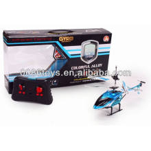 Hot gyro metal 3.5 canal RC helicóptero
