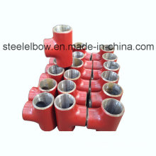 Carbon Steel Pipe Fitting / Steel Tee