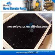 Lift Fishplate for Guide Rail