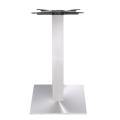201 stainless steel table base for glass coffee table