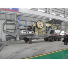 Mobile Crusher Station 100 Ton pro Stunde