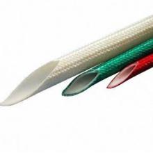7КВ высокое напряжение устойчивостью силиконовые покрытием из стекловолокна рукав