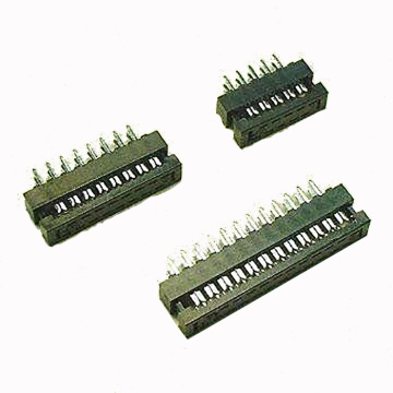 Conectores de plugue DIP de 2,0 mm