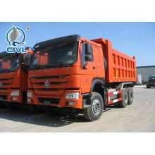Camion benne HOWO 6x4 ZZ3257N3447A 371hp