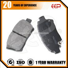 Brake Pads for Toyota Corolla ZZE122 FD2754