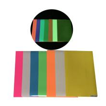 Wholesale Luminescent Transfer Film vinil glow in the dark HTV Vinyl Light Storage Roll for Clothing