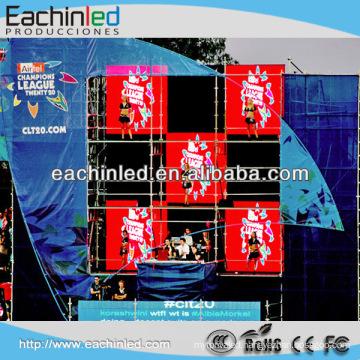 P6 Outdoor Super Slim Rental LED Screen
