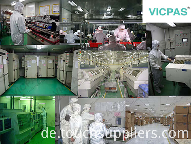 vicpas touch screen glass company information
