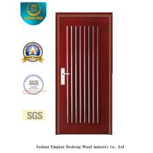 Porte d'acier de sécurité Simplestyle pour l'intérieur (b-3030)
