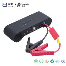 Batería de litio de la batería del coche con Bluetooth para reproducir música