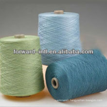 100 pure cashmere yarn/cashmere blended yarn