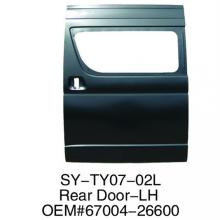 TOYOTA HIACE 2005 Rear Door-L