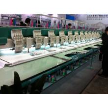Компьютеризированная вышивальная машина 12 chenille