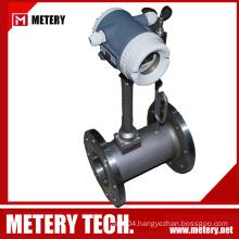 Superheated steam vortex flow meter Metery Tech.China